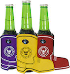 Boot Shaped Bottle Coolers (Bottomless)